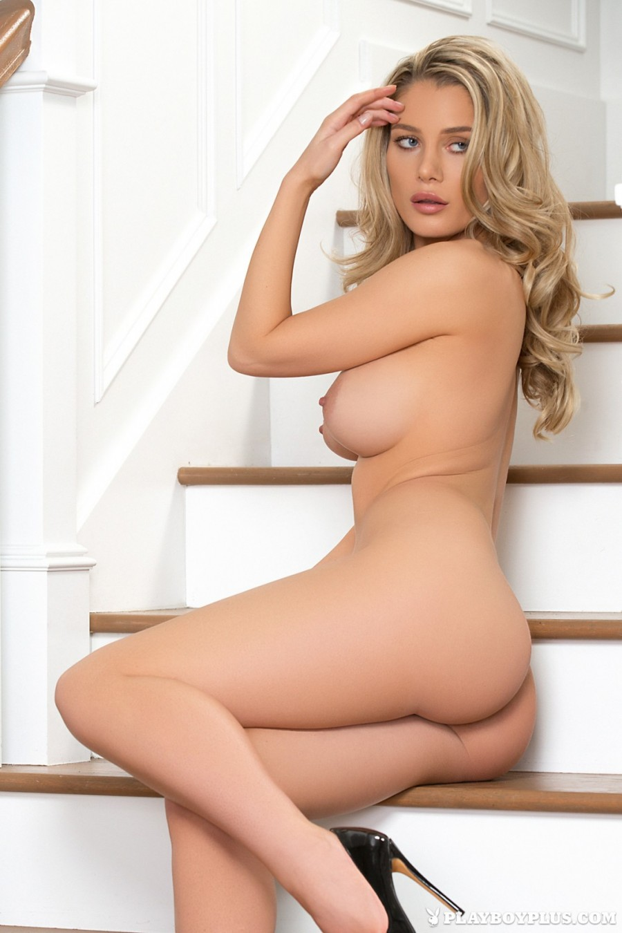 High heels on stairs mash up